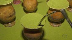 Erva pode ser usada no tereré sul-mato-grossense ou no chimarrão gaúcho.