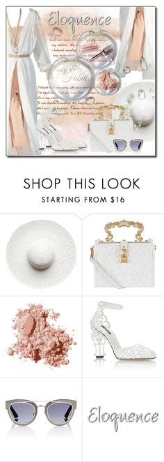 """""""4-5-2017"""" by qiou ❤ liked on Polyvore featuring Witchery, Chanel, Dolce&Gabbana, Bobbi Brown Cosmetics and Christian Dior"""