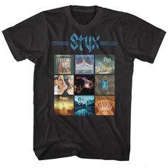 Styx Styx White//Black Adult 3//4 Sleeve Raglan T-Shirt