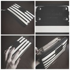 #katespade #stripes #blackandwhite #blog #style