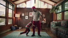 Cheerios Commercial — Dancing Dads (:30)