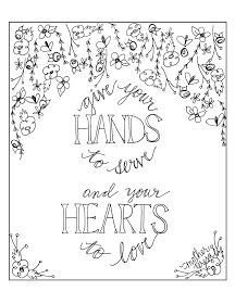 Look to Him and be Radiant: Mother Teresa Quote Coloring Pages Mother Theresa Quotes, Mother Teresa, Quote Coloring Pages, Coloring Sheets, Colouring, Fathers Day Coloring Page, Teaching Religion, Catechist, Saint Quotes