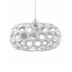 Andy Cartwright Korol Lampshade – White from Let There Be Lighting - (Save