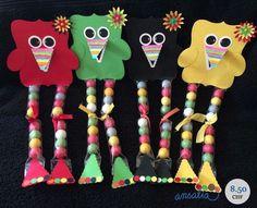 """Ein cooles Geschenk für die Geburi-Party von """"CreaTina"""", in verschiedenen Farben erhältlich! https://ansalia.ch/andere-kindersachen/bunter-vogel.html #ansalia #geschenkidee"""