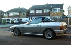 Silver TVR 350i