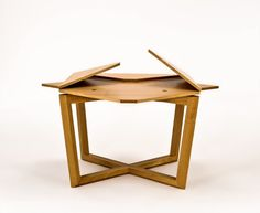 SEER Table By Matthew Bridges Design
