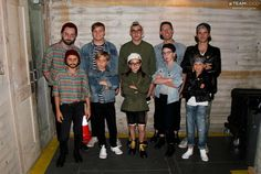 Jack Antonoff's band, Bleachers, performed on Conan last night with a special set of kid Doppelgängers.   Bleachers Performing With Kid Versions Of Themselves Is Just Really Adorable