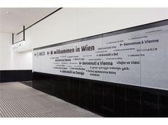 维也纳机场导视系统设计鉴赏  标志设计 平面设计 - 设计佳作欣赏 - 站酷 (ZCOOL)