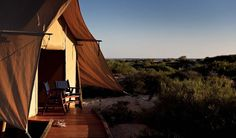 Sal Salis Ningaloo Reef. Luxury Lodges of Australia