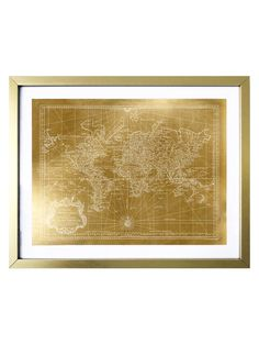Sarreid small map of east pennsylvania1897 wall art home fashion wynwood studio world map 1778 framed world map 1778 framed print framed print with foil embellishment wood and glass frame material glass wood and foil gumiabroncs Choice Image
