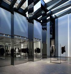 Chapeau multibrand store by Ramon Esteve Estudio, Valencia   Spain store design