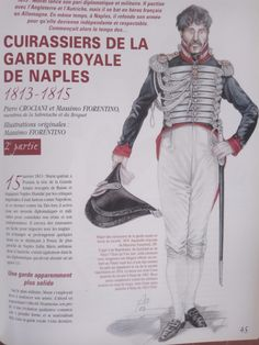 Kingdom Of Naples, Napoleonic Wars, Armour, Empire, Italy, History, Critical People, Warriors, Soldiers