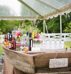 Get Your Drink On: Beverage station ideas for your event | CaterCow Blog