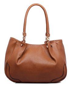 Loving this Brown Kira Shoulder Bag on #zulily! #zulilyfinds