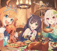 Cool Anime Girl, Pretty Anime Girl, Hot Anime Boy, Otaku Anime, Thicc Anime, Anime Best Friends, Friend Anime, Kawaii Neko Girl, Cute Anime Wallpaper