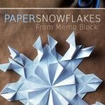 Paper+Snowflakes