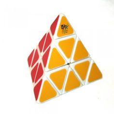 QJ Pyraminx White, $10.99