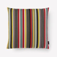 Maharam - Ottoman Stripe Pillow by Paul Smith