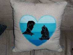 Sleeping Beauty Decorative Pillow