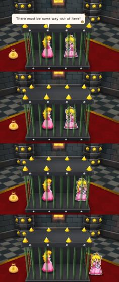 Quick thinking by Paper Peach Super Mario Memes, New Super Mario Bros, Super Mario Art, Super Mario Brothers, Video Game Logic, Video Game Characters, Video Game Art, Mario Funny, Mario Comics