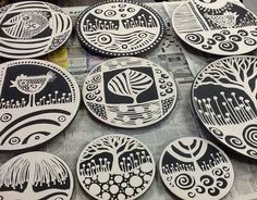 For many years, pottery has played an integral role in society, with many people collecting and making their own different variety. In some cases, ancient pottery has been sold for thousands, if no… Ceramic Clay, Ceramic Plates, Ceramic Pottery, Pottery Art, Ceramic Beads, Pottery Painting, Ceramic Painting, Keramik Design, Painted Plates