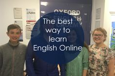 Learn English with Oxford English Academy and The best way to learn English Online. Click VISIT for more English learning hints and tips from the Oxford English Academy blog. #oxfordenglishacademy #learnenglish #englishschool #englishcourse #learnenglishoxford