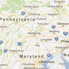 Central Pennsylvania Wedding Venues – Reception Halls in Central Pennsylvania