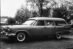1958 Barnett/Plymouth combination