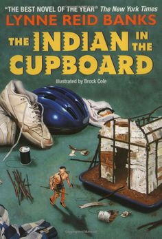 The Indian in the Cupboard by Lynne Reid Banks I Love Books, Great Books, New Books, Books To Read, Indian In The Cupboard, Old Medicine Cabinets, Best Novels, Reading Rainbow, Books For Teens
