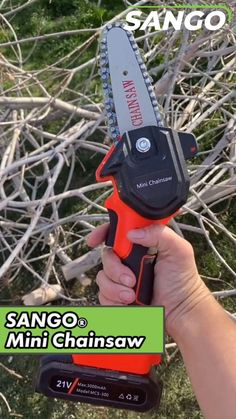 Hand Chain Saw, Chainsaw Mill Plans, How To Trim Bushes, Mini Chainsaw, Online Coupons, Miniature Crafts, Cool Inventions, Tree Bark, Cool Tools