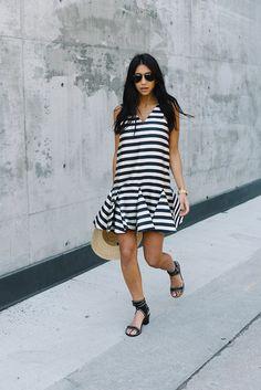 Stripe Dress | Not Your Standard