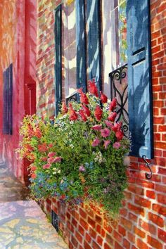 Ann Hart's Art. - Home/GalleryAntonia This looks like a  neat place to go.