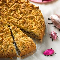 Pflaumenmus-Kuchen
