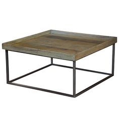 Shape tans and natural on pinterest for Coffee tables 36 wide