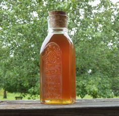 8oz Jar of Honey Tennessee Wildflower 1/2 lb by HillsideBees, $14.99