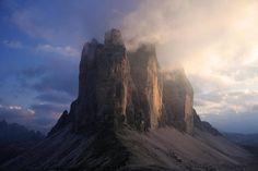Tre Cime - Drei Zinnen, Dolomiti / Dolomites, Italy