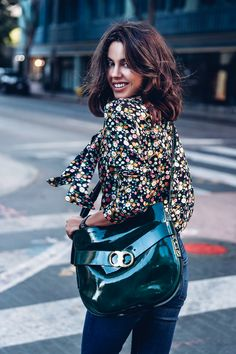 VivaLuxury - Fashion Blog by Annabelle Fleur: NEW IN: TORY BURCH GEMINI LINK BAG
