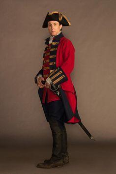 'Outlander' Season 1: Black Jack Randall (Tobias Menzies)