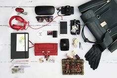 what's in my bag via park & cube