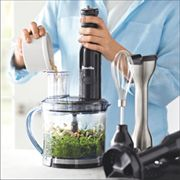 Breville® All-In-One Immersion Blender and Food Processor | Sur La Table