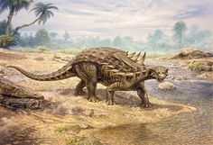 MTV Geek – A Look Inside the World Of Paleoart with Dinosaur Artist Steve White