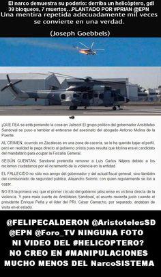 "pic.twitter.com/i9IBIrJS8p @EPN @AristotelesSD #MontajeTELEVISA en VillaPurificación @SEDENAmx @FiscaliaJal "" story by KriztoyJesus on Storify — https://storify.com/NAzIonesUNDIDAS/pic-twitter-com-i9ibirjs8p-epn-aristotelessd-monta"