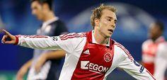 Christian Eriksen, le milieu de terrain de l'Ajax Amsterdam, a été transféré à Tottenham.