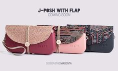 J-Posh with flap by Jus'to