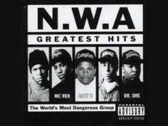"N.W.A - Gangsta Gangsta ""Cause I'm tha type o' nigga that's built ta last If ya fuck wit me I'll put a foot in ya ass"" one of the best lines ever!!!! ~backnaday~"