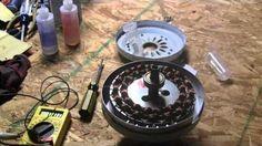 DIY Ceiling Fan Wind Turbine Tutorial! Part 3