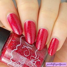 Sunshine nail stencils nail art stencils manicure and nail stencils painted fingertips swatch polish m have yourself a merry little christmas solutioingenieria Choice Image