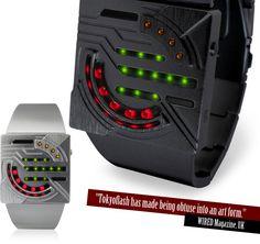 Tokyo Flash makes unique watches