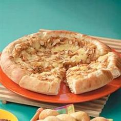 Brie Cheese Pizza