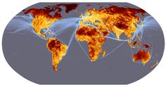A global map of Accessibility